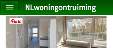 mobile site hoog in google www.nlwoningontruiming.nl